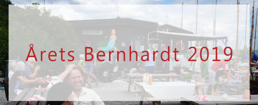 Stem på din favorit til Årets Bernhardt 2019
