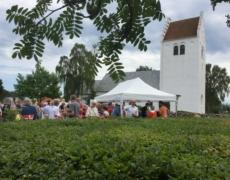 """Galleri: Se billederne fra """"Årets Bernhardt""""-festlighederne i Egå"""