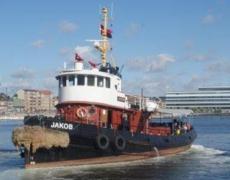 14.09.2019: Sejltur med den gamle slæbebåd JAKOB